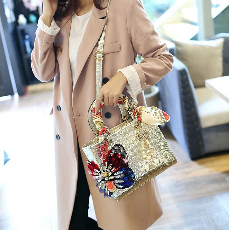 Túi Xách Dior Lady chuẩn F1 (6)