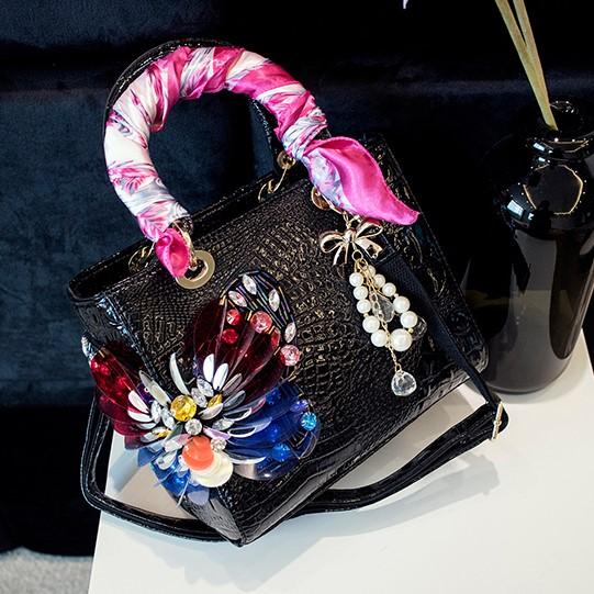 Túi Xách Dior Lady chuẩn F1 (8)
