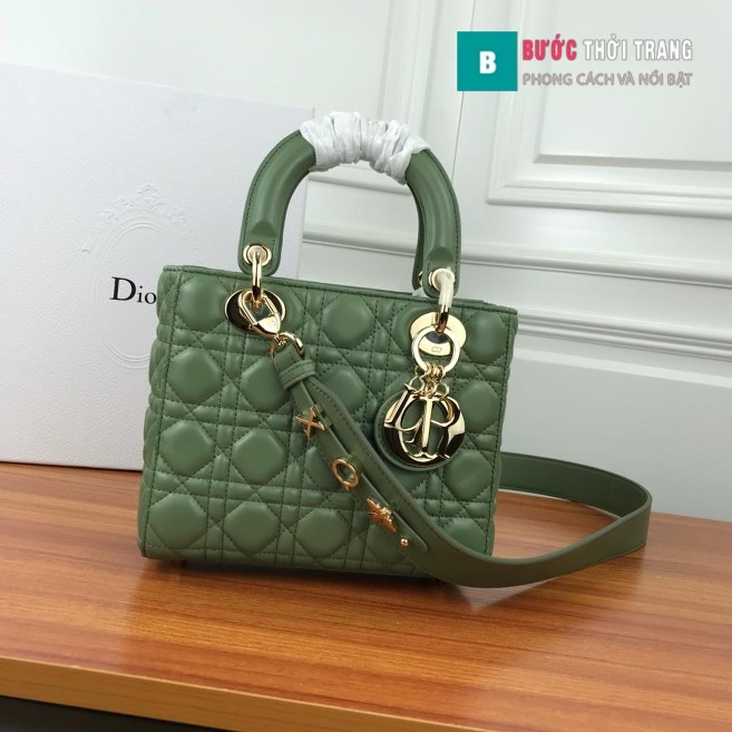 Túi Xách Dior Lady siêu cấp 20cm