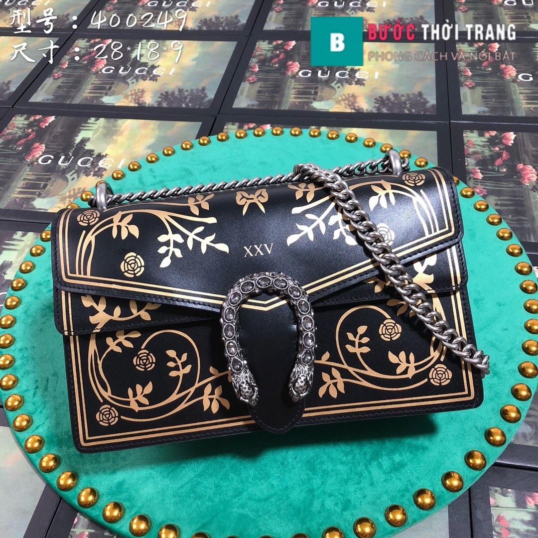 Tui Xach Gucci Dionysus Small size 28 cm – 400249 (138)