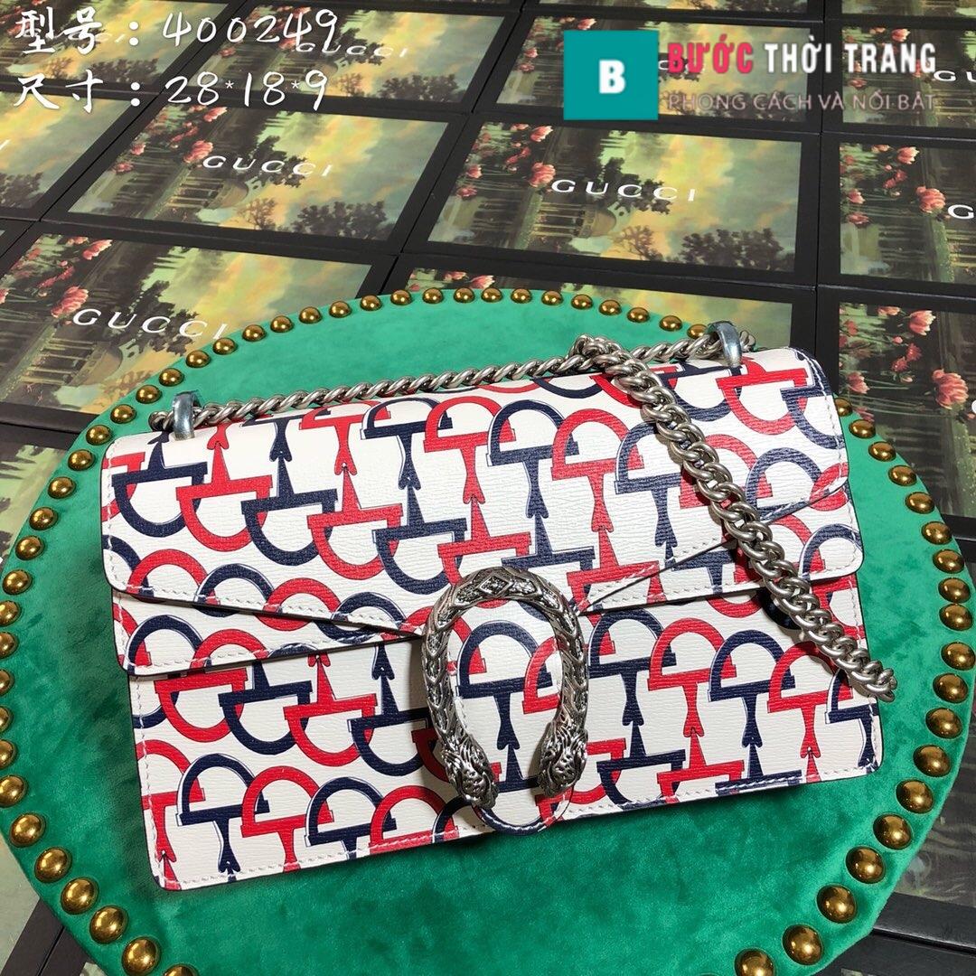 Tui Xach Gucci Dionysus Small size 28 cm – 400249