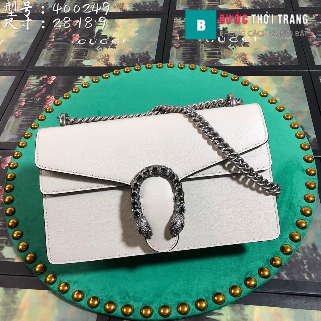 Tui Xach Gucci Dionysus Small size 28 cm – 400249 (202)