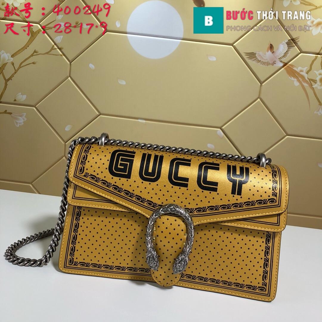 Tui Xach Gucci Dionysus Small size 28 cm – 400249 (37)
