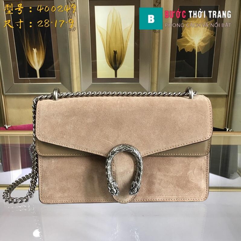 Tui Xach Gucci Dionysus Small size 28 cm – 400249 (61)