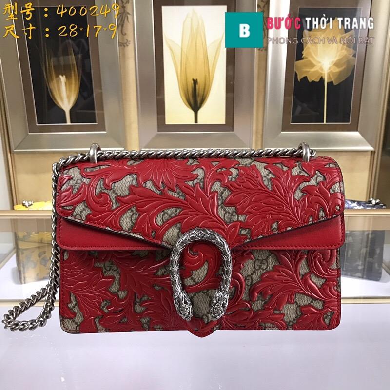 Tui Xach Gucci Dionysus Small size 28 cm – 400249 (265)
