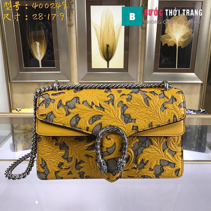 Tui Xach Gucci Dionysus Small size 28 cm – 400249 (274)