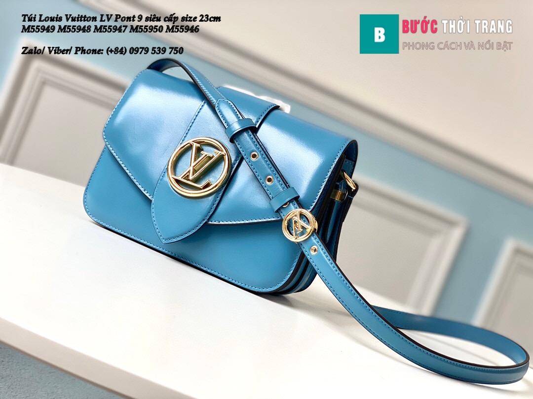 Túi Louis Vuitton LV Pont 9 siêu cấp size 23cm (19)