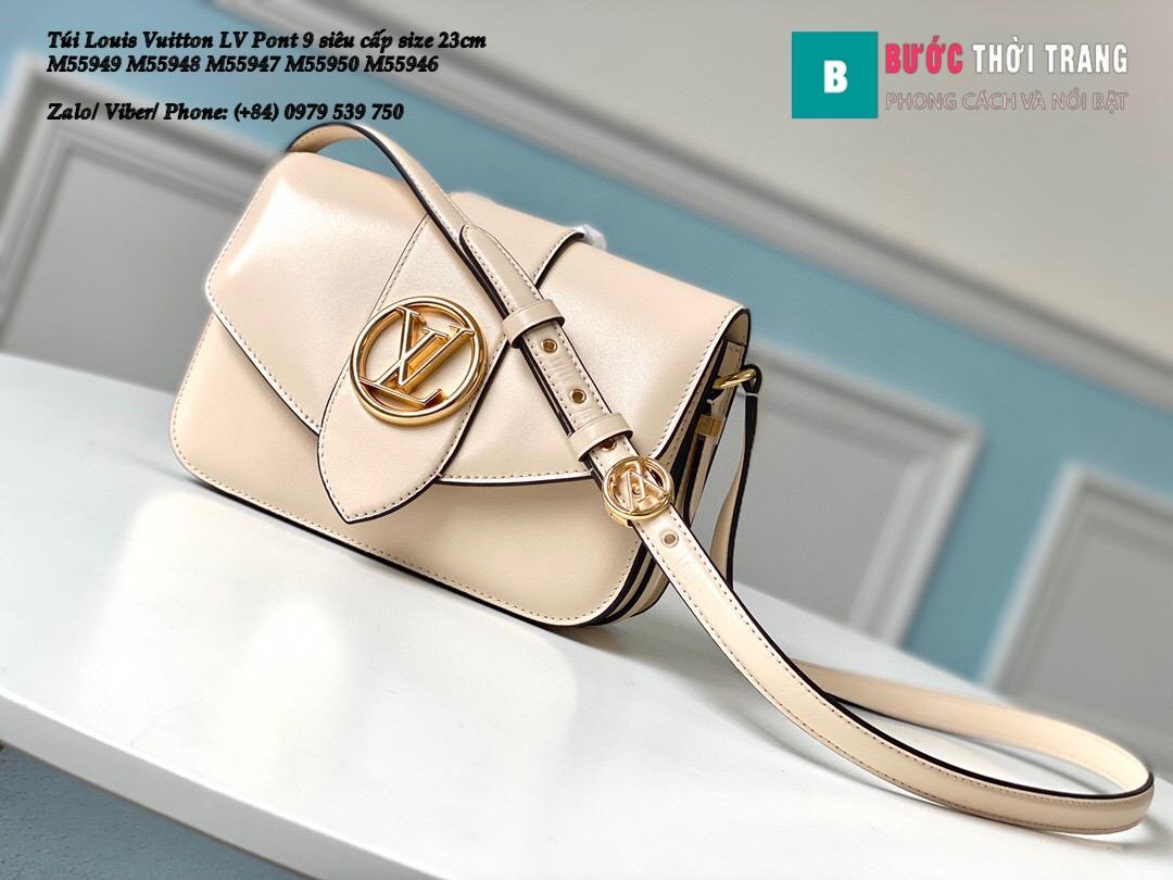 Túi Louis Vuitton LV Pont 9 siêu cấp size 23cm (28)