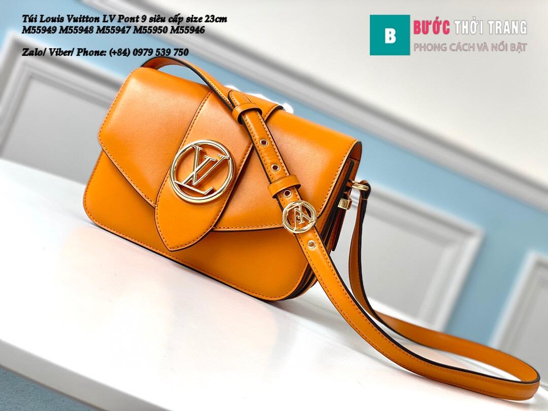 Túi Louis Vuitton LV Pont 9 siêu cấp size 23cm (37)