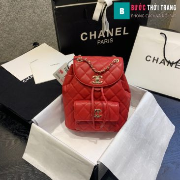 Ba lô Chanel duma backpack AS 1371 (1)