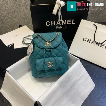 Ba lô Chanel duma backpack AS 1371 (10)