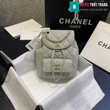 Ba lô Chanel duma backpack AS 1371 (19)