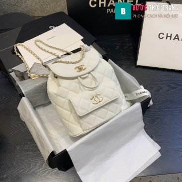 Ba lô Chanel duma backpack AS 1371 (28)