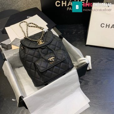 Ba lô Chanel duma backpack AS 1371 (37)