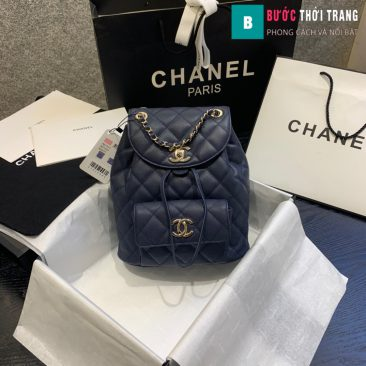 Ba lô Chanel duma backpack AS 1371 (46)
