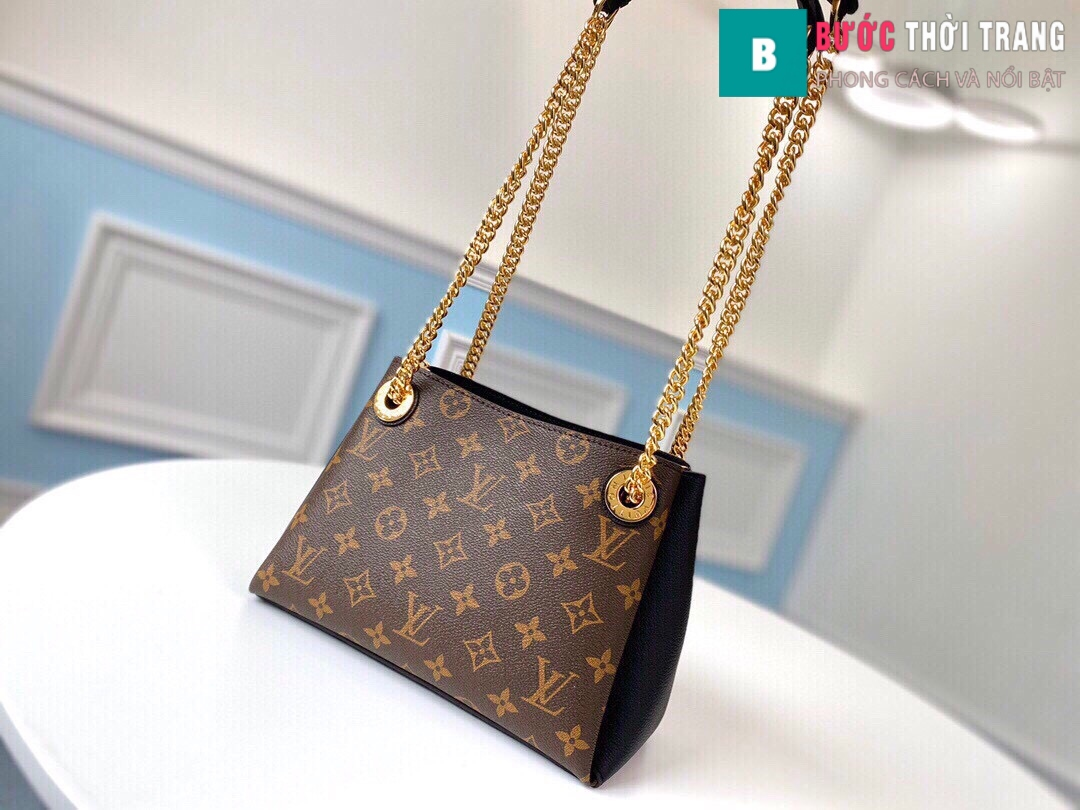 LOUIS VUITTON Surene BB Chain Shoulder Bag (1)