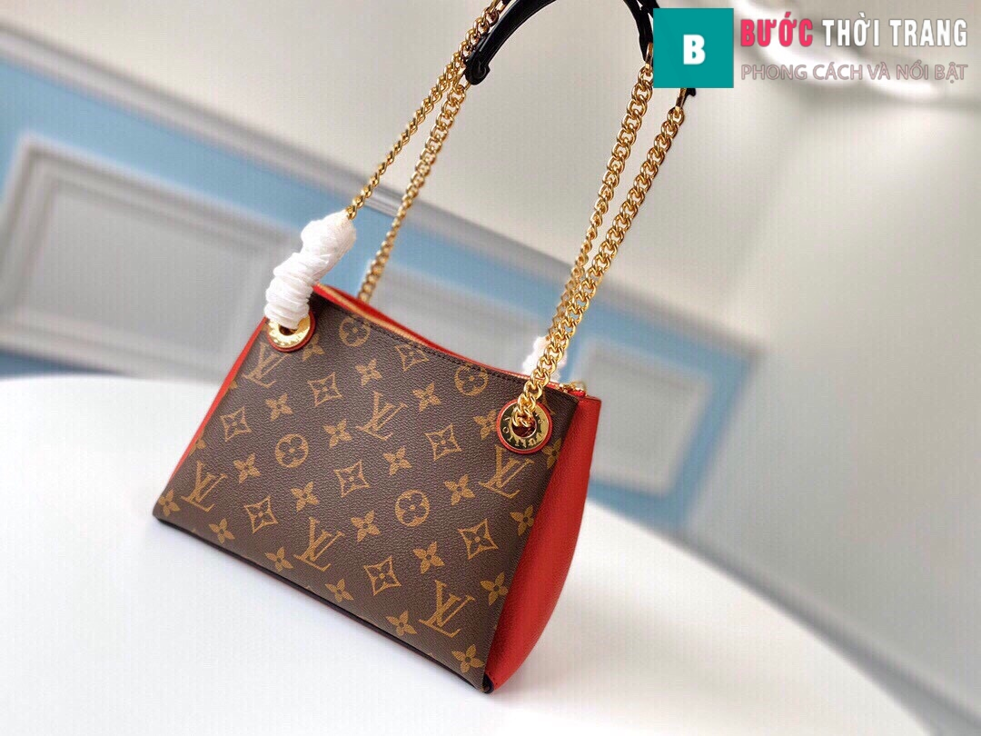 LOUIS VUITTON Surene BB Chain Shoulder Bag (10)