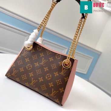 LOUIS VUITTON Surene BB Chain Shoulder Bag (19)