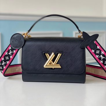 Louis Vuitton Epi leather Twist Mini Handbags (1)