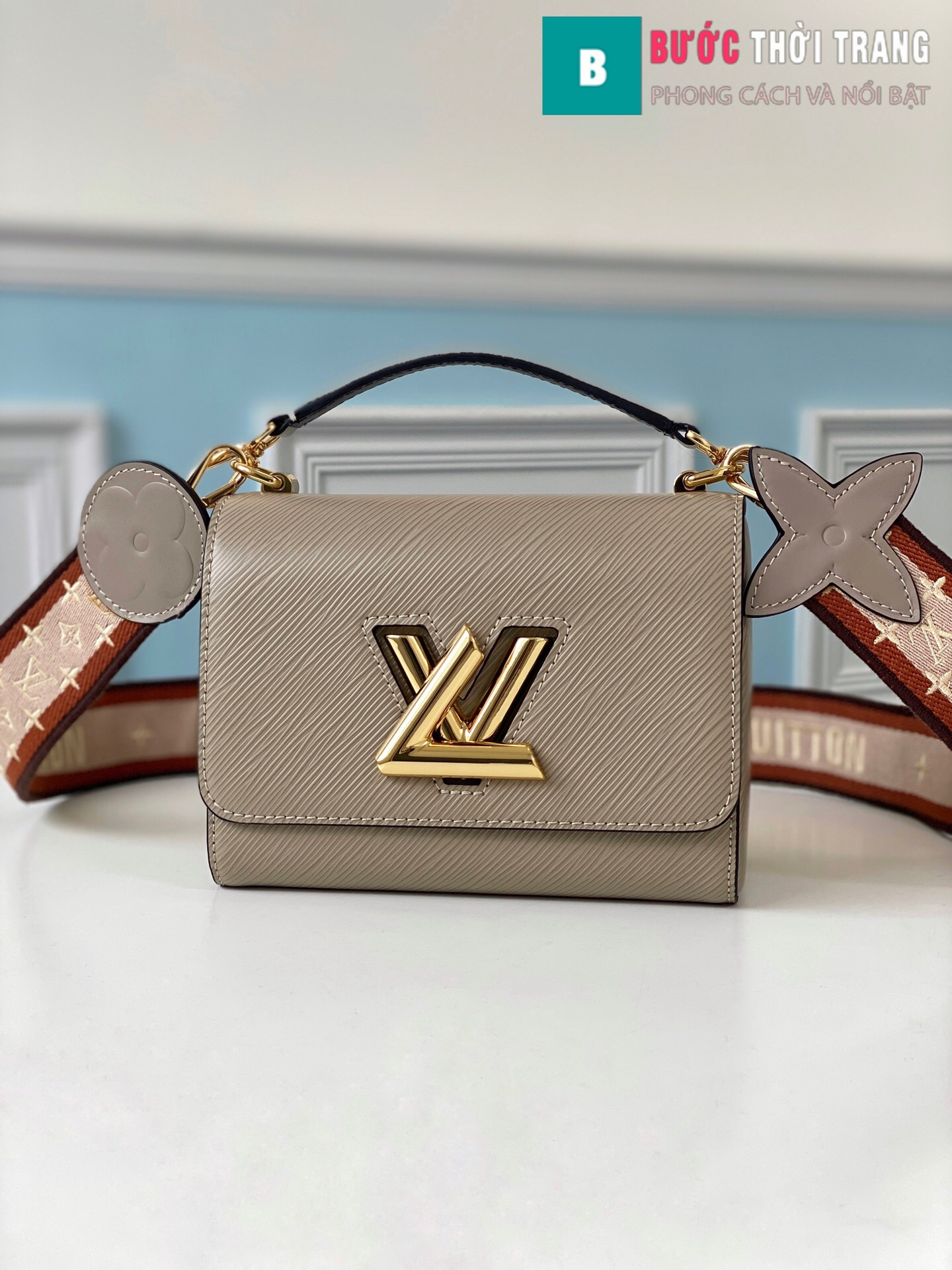 Louis Vuitton Epi leather Twist Mini Handbags (10)