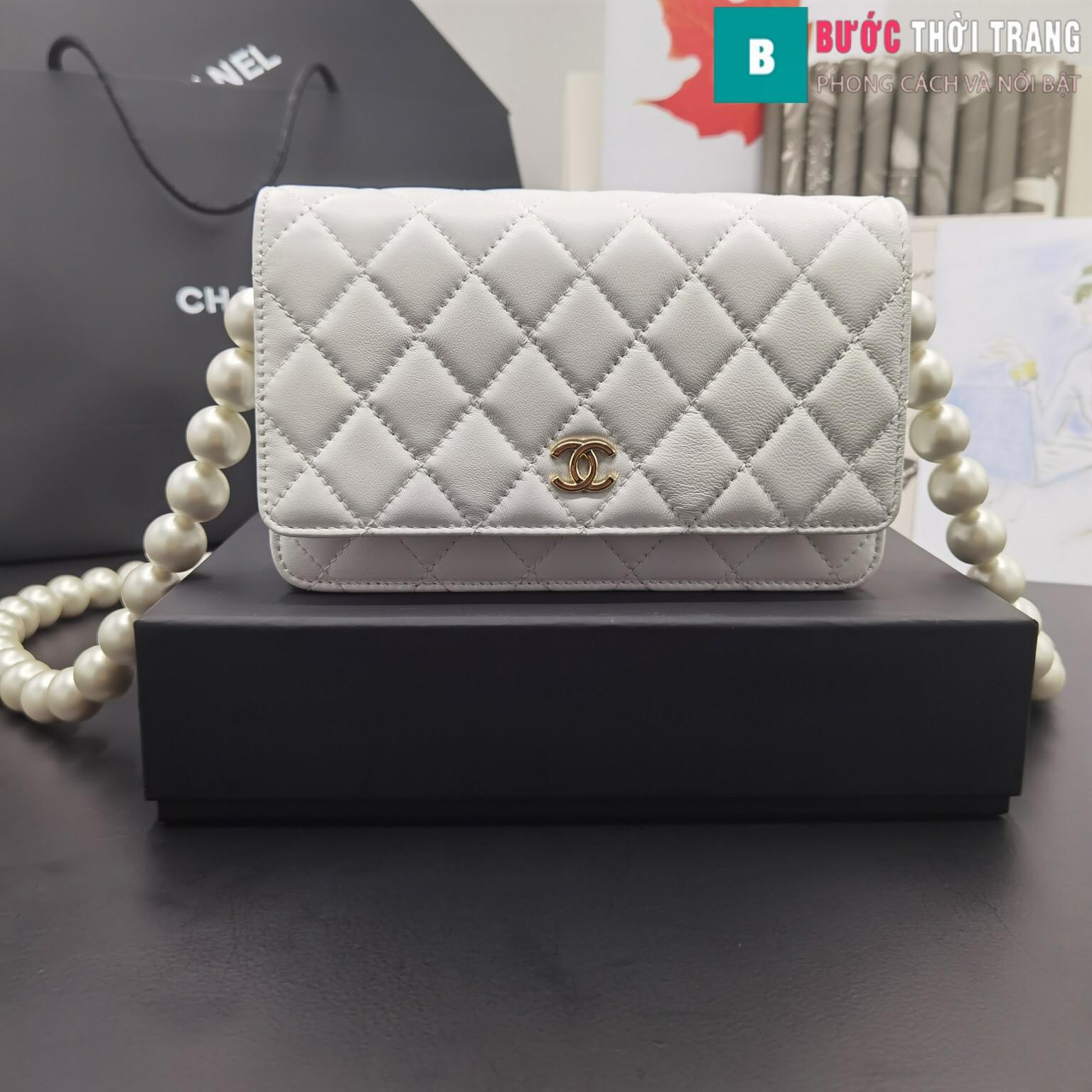 Túi Xách Chanel Classic Wallet On Chain siêu cấp (1)