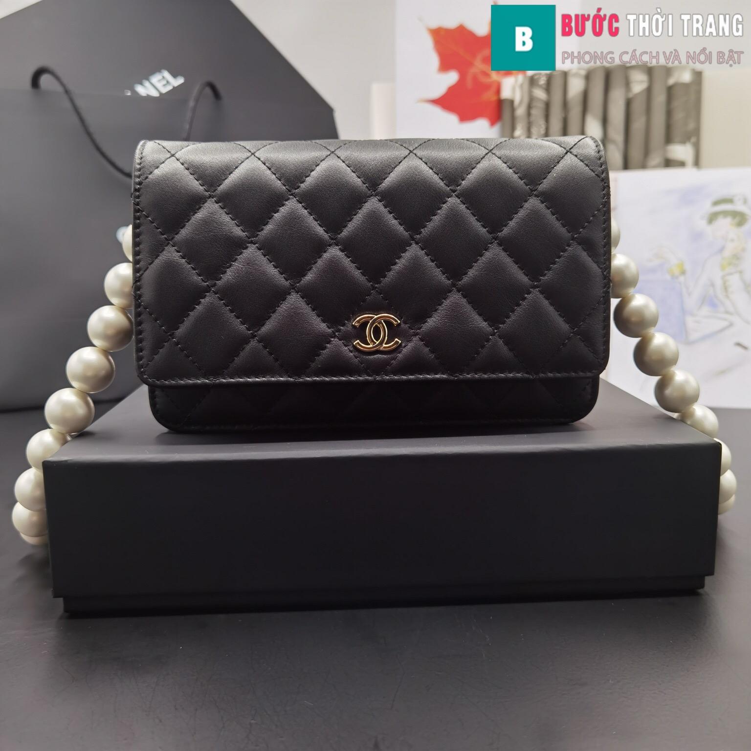 Túi Xách Chanel Classic Wallet On Chain siêu cấp (10)