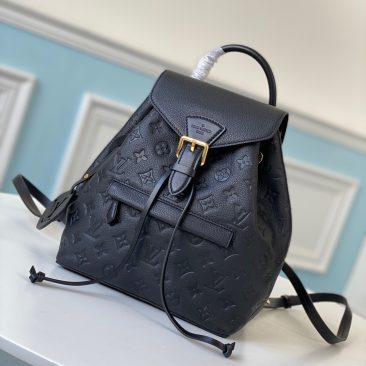 Túi Xách LV Louis Vuitton Montsouris Backpack (1)