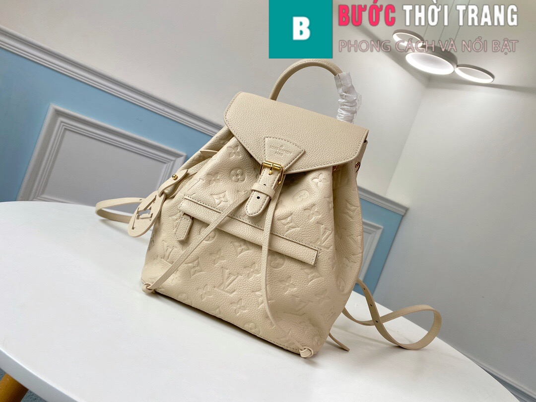 Túi Xách LV Louis Vuitton Montsouris Backpack (19)