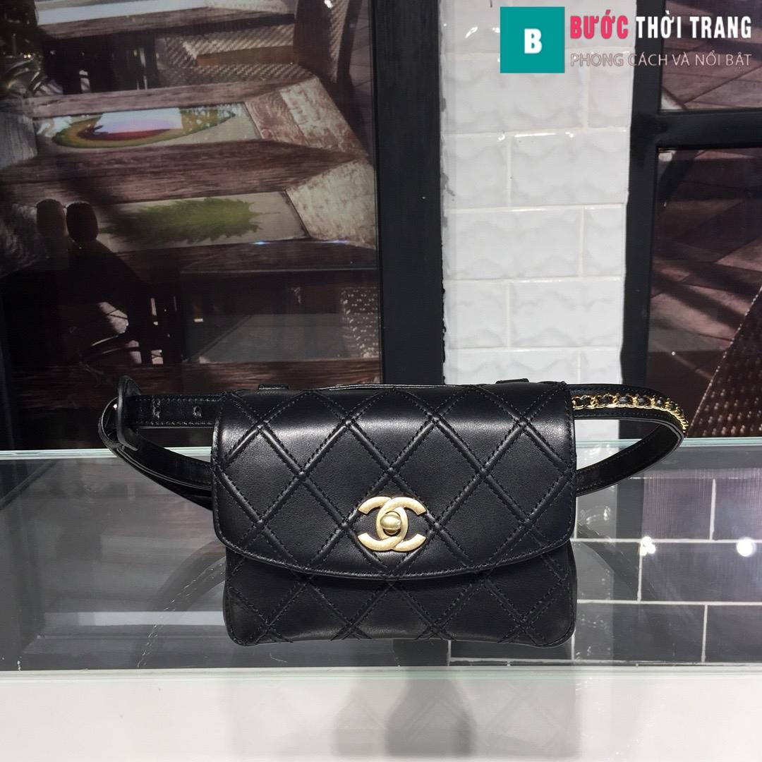 Túi xách đeo bụng Chanel siêu cấp (1)