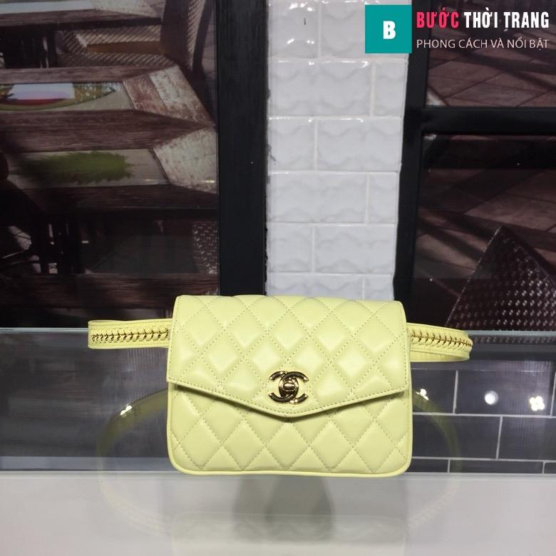 Túi xách đeo bụng Chanel siêu cấp (25)