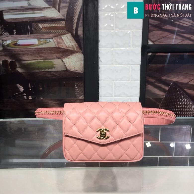 Túi xách đeo bụng Chanel siêu cấp (33)