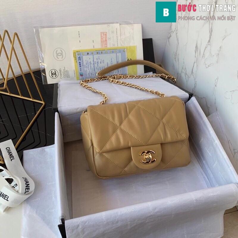 Túi xách đeo chéo Chanel siêu cấp (1)