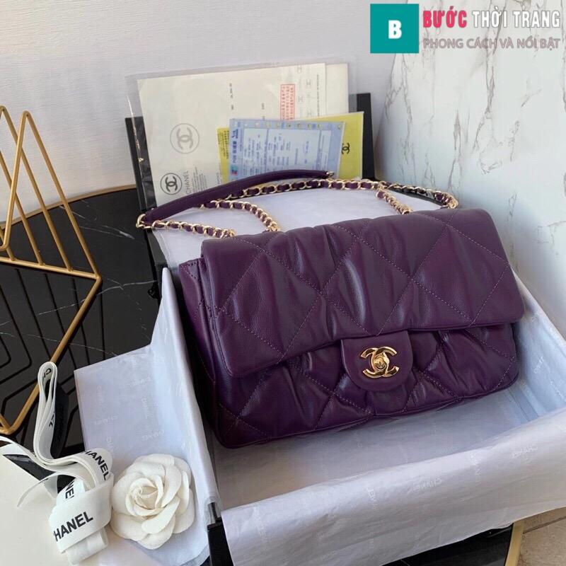 Túi xách đeo chéo Chanel siêu cấp (10)