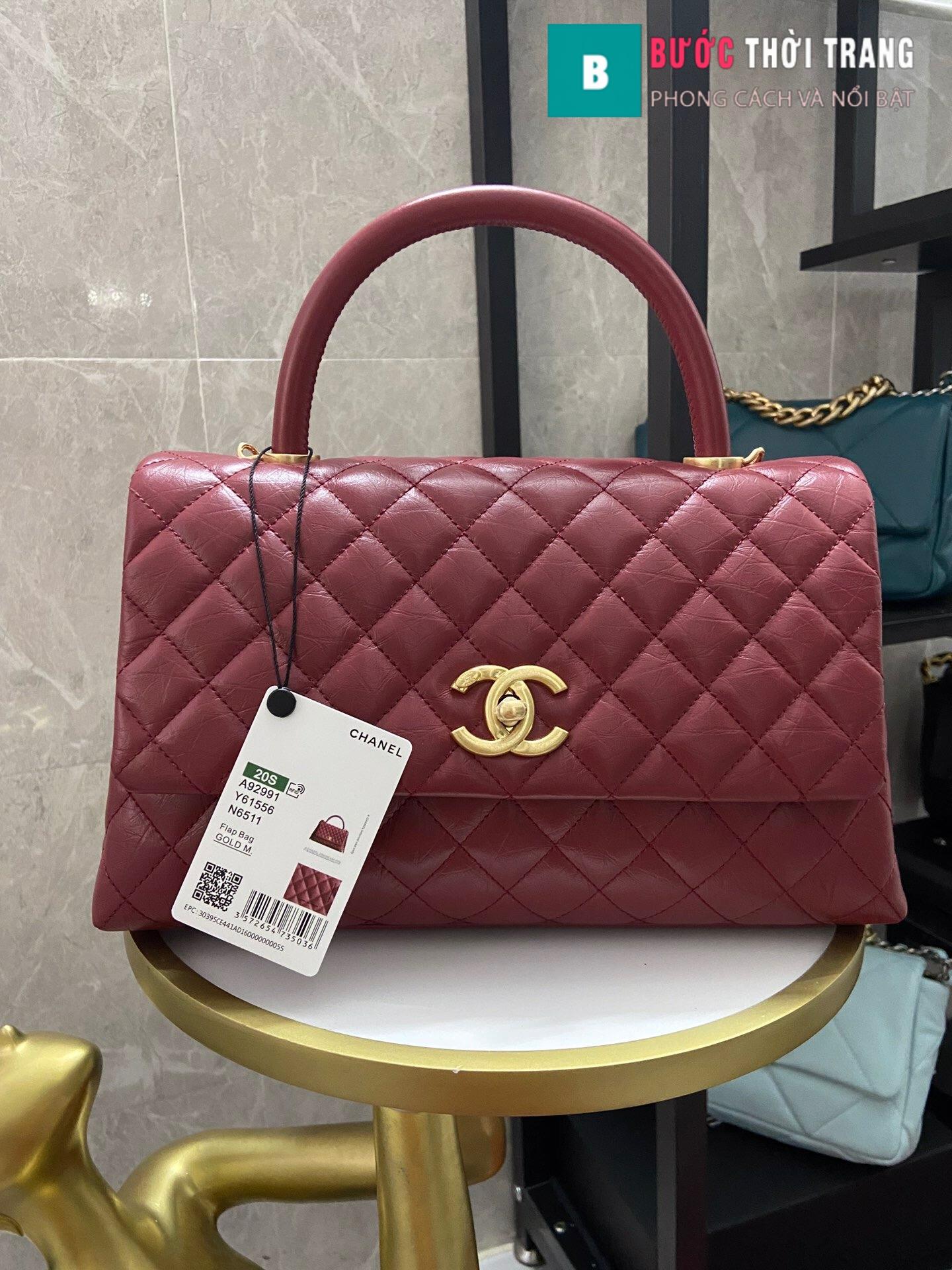 Túi xách Chanel Coco siêu cấp size 29 cm – A92992 (1)