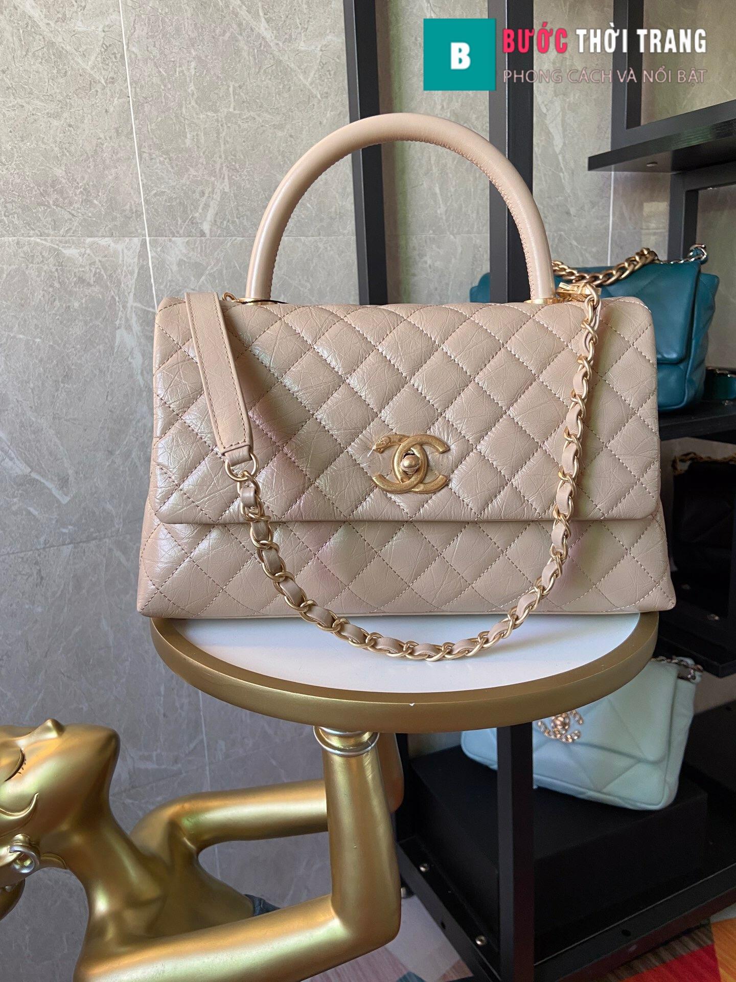 Túi xách Chanel Coco siêu cấp size 29 cm – A92992 (11)