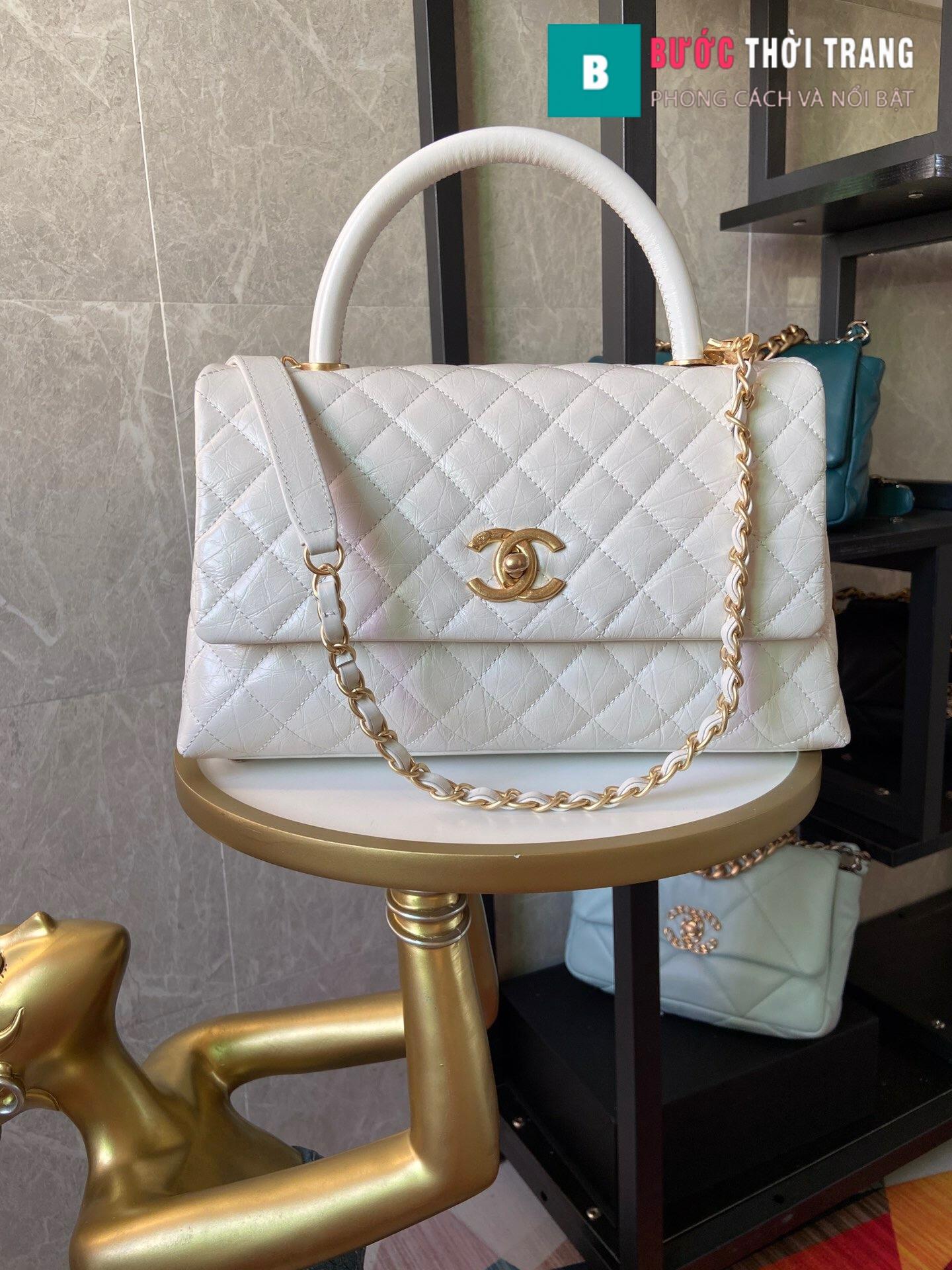 Túi xách Chanel Coco siêu cấp size 29 cm – A92992 (20)