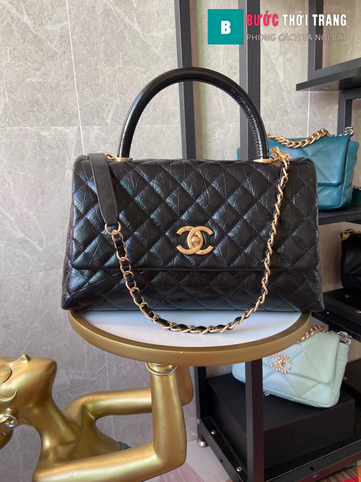 Túi xách Chanel Coco siêu cấp size 29 cm – A92992 (29)