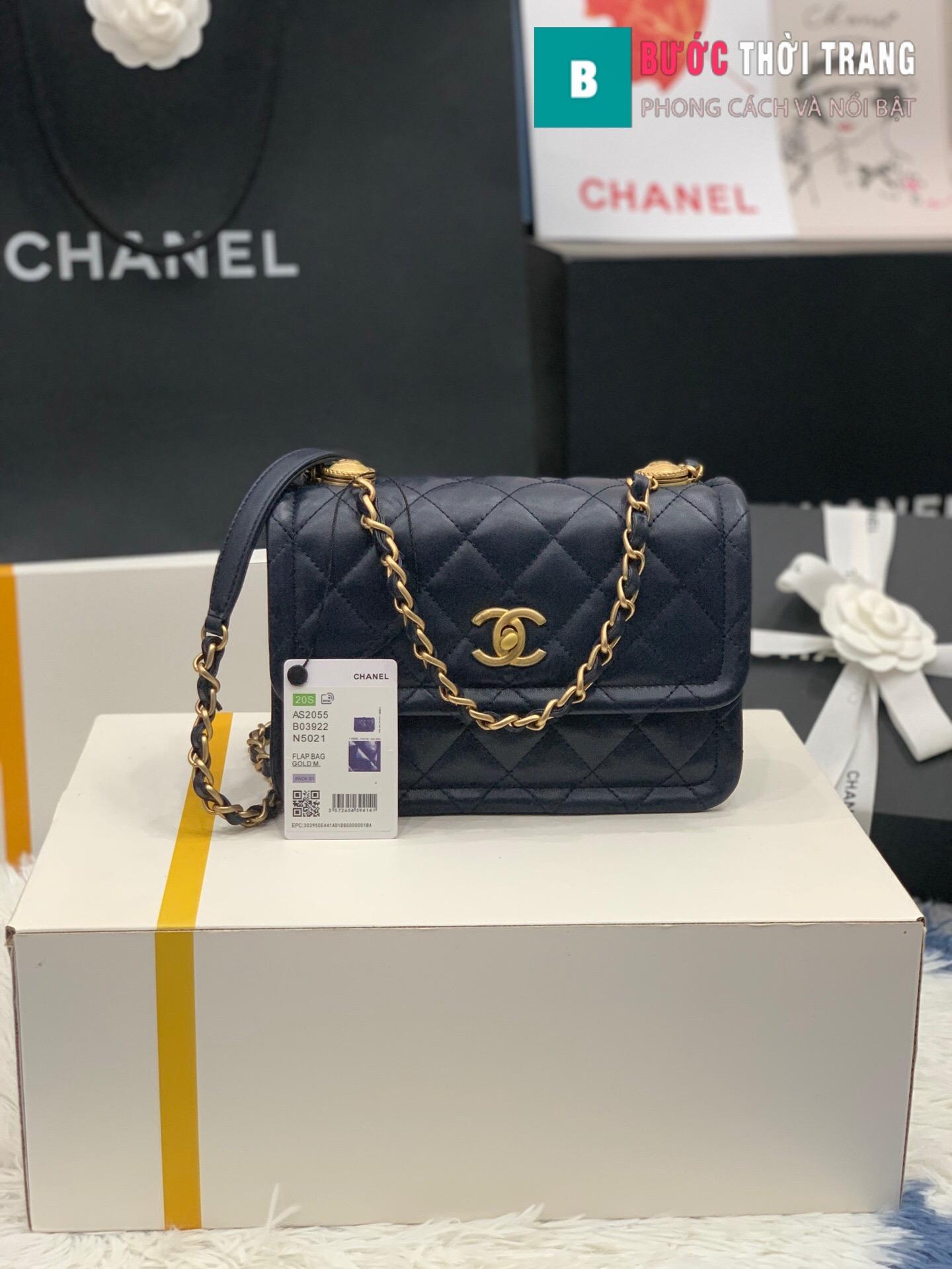 Túi xách Chanel Crossbody Bag siêu cấp size 22 cm – AS2055 (1)