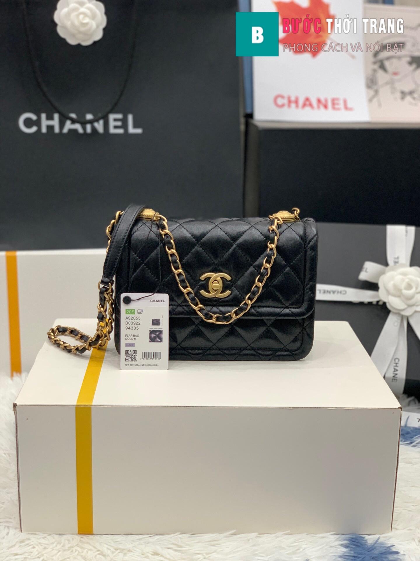 Túi xách Chanel Crossbody Bag siêu cấp size 22 cm – AS2055 (36)