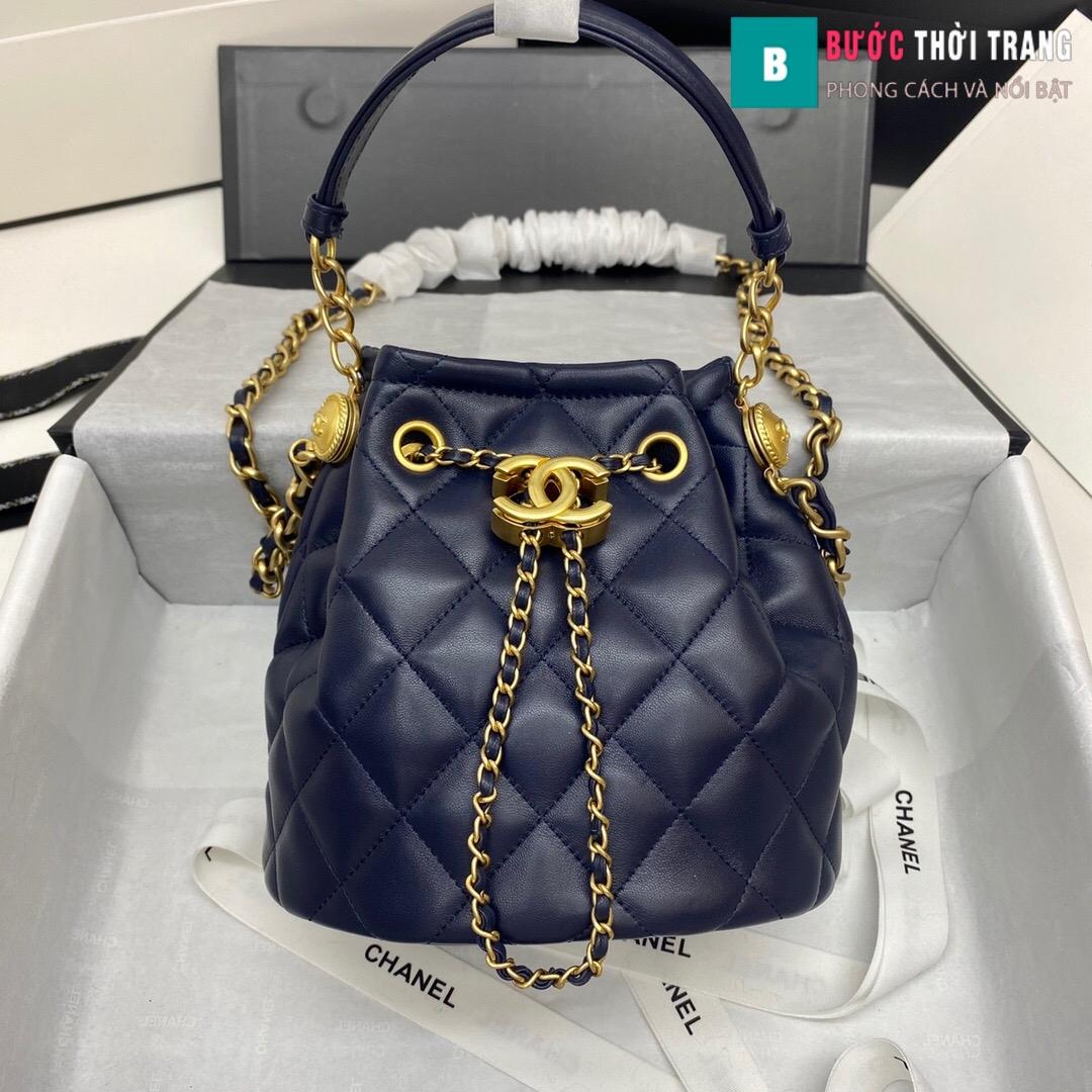 Túi xách Chanel Drawstring Bag siêu cấp (19)