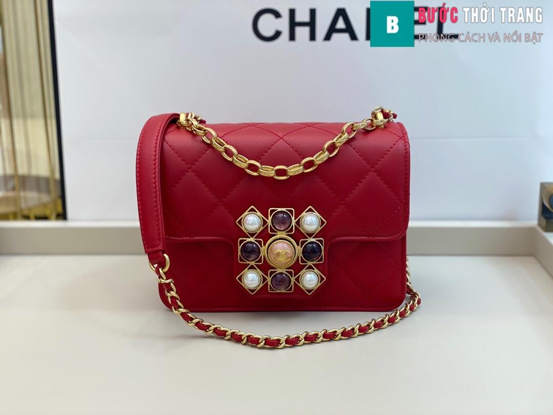 Túi xách Chanel Flap Bag siêu cấp (10)