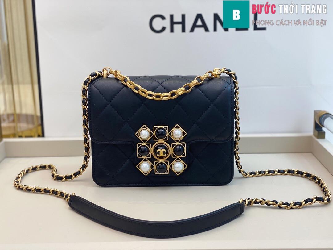 Túi xách Chanel Flap Bag siêu cấp (18)