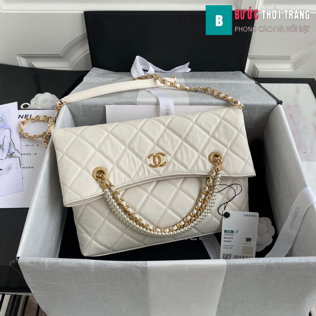Túi xách Chanel Shopping Bag siêu cấp (10)