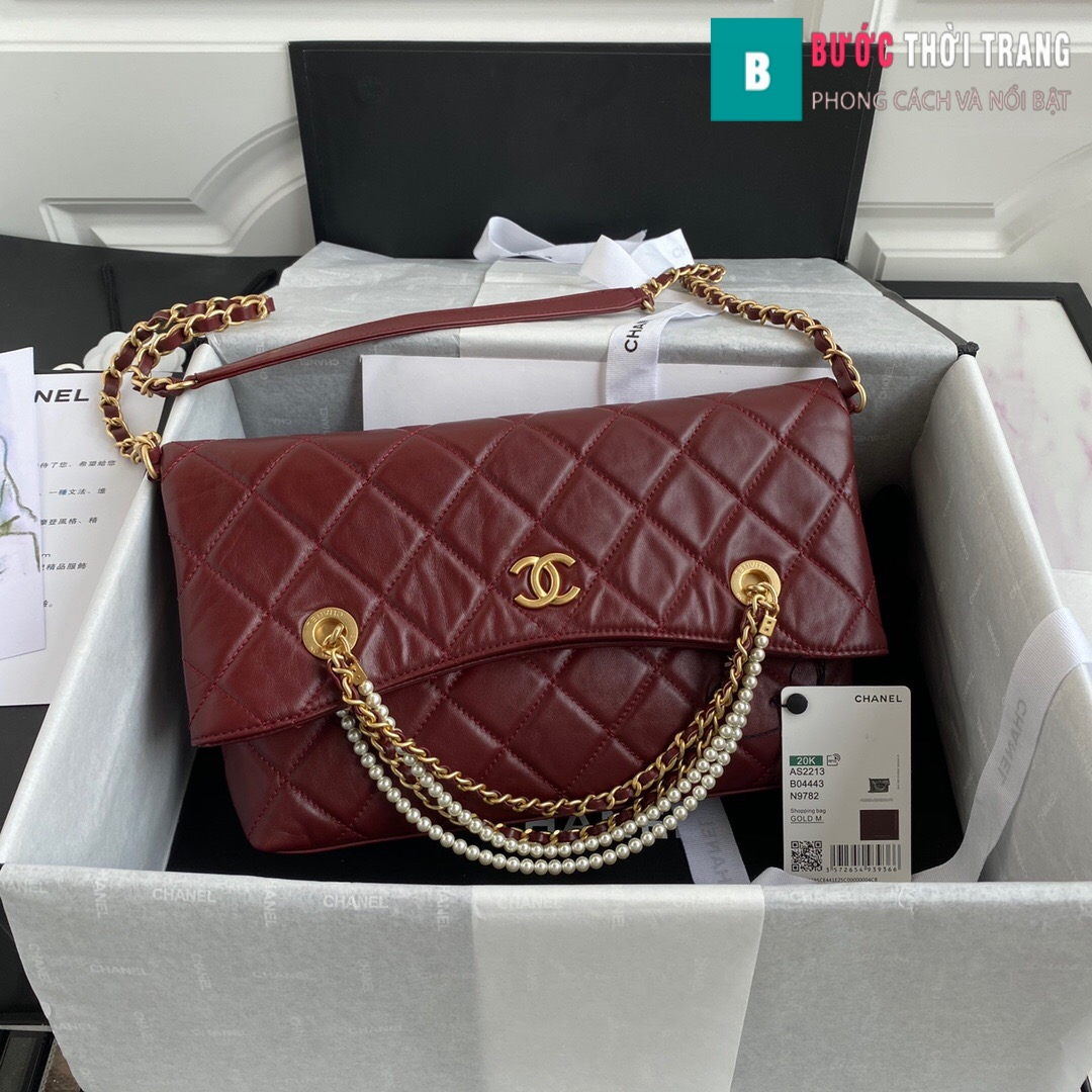 Túi xách Chanel Shopping Bag siêu cấp (19)