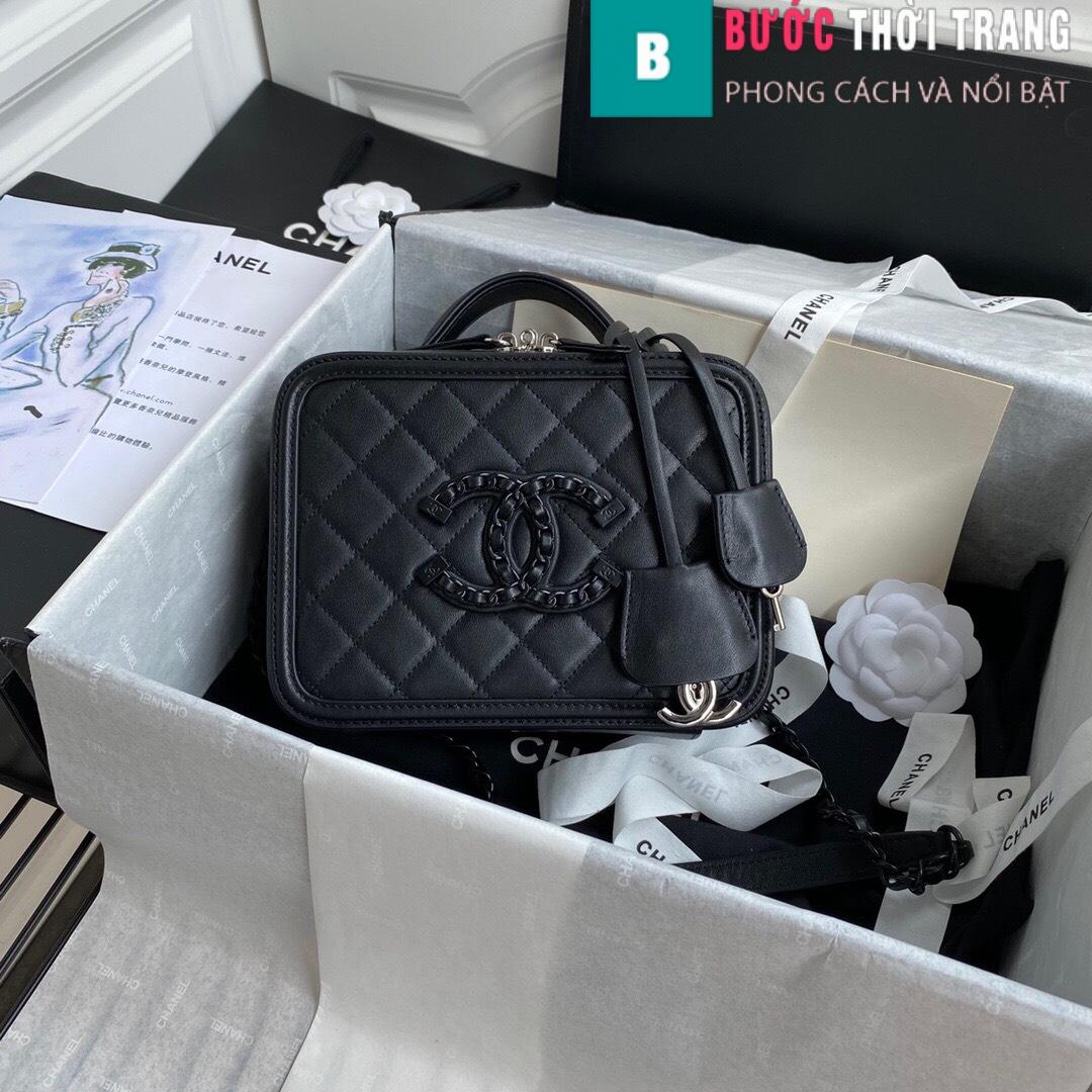 Túi xách Chanel Vanity case bag (1)