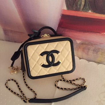Túi xách Chanel Vanity case bag (25)