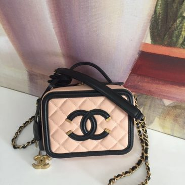 Túi xách Chanel Vanity case bag (65)
