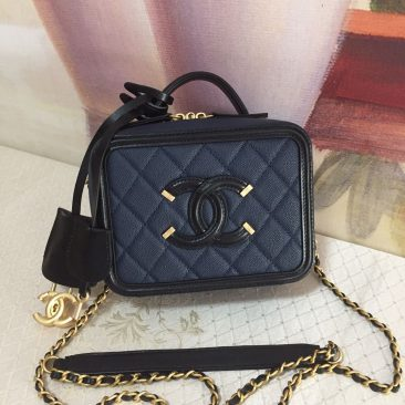 Túi xách Chanel Vanity case bag (9)