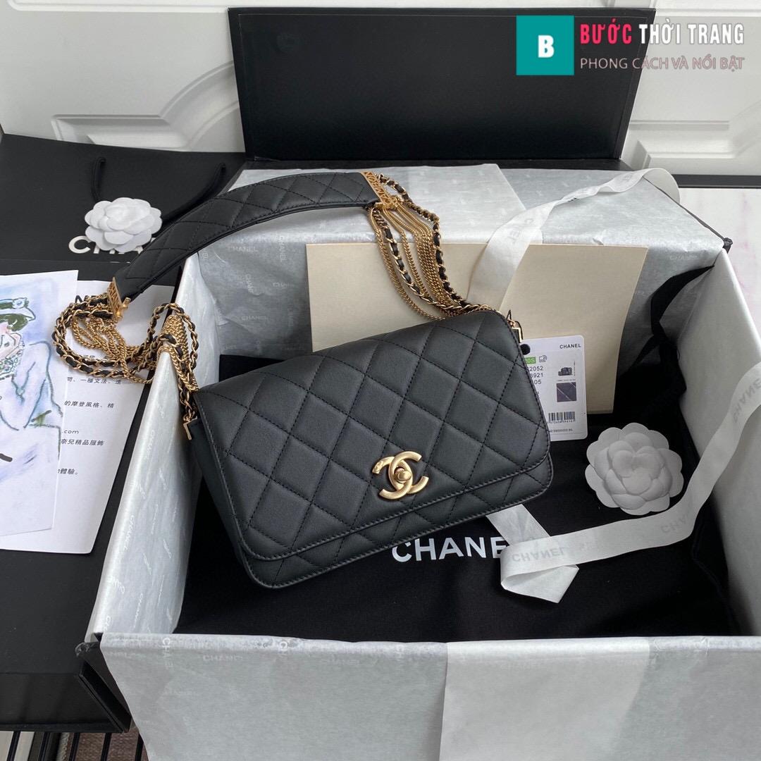 Túi xách Chanel Woke Classic Fap siêu cấp da cừu – AS2052 (1)
