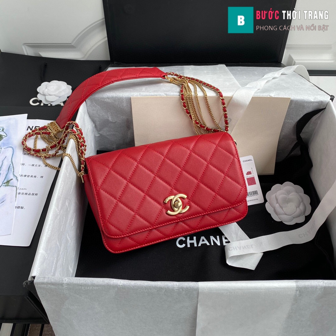 Túi xách Chanel Woke Classic Fap siêu cấp da cừu – AS2052 (19)
